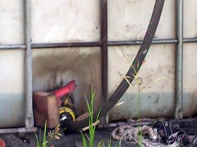 Банда из 7 человек «вскрыла» нефтепровод в Новосинеглазово3